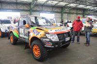 Dakar Photos - Isidre Esteve, J.M. Villalobos, KH-7 Rally Team