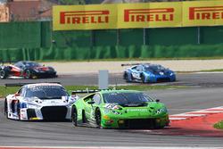 Luca Stolz, Michele Beretta, Lamborghini Huracan GT3, GRT Grasser Racing Team