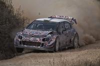 WRC Photos - Craig Breen, Citroën C3 WRC 2017
