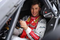 Loic Duval, Audi RS 5 DTM Test Car
