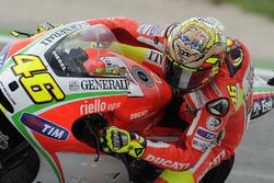 Valentino Rossi, Ducati Corse