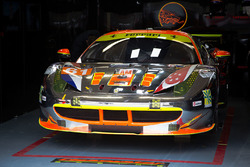 #61 Clearwater Racing Ferrari 458 Italia