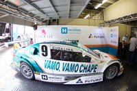 Stock Car Brasil Photos - Carro de Guga Lima