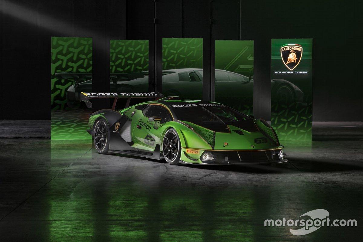 Lamborghini Essenza SCV12 : Nouvelle reine des circuits