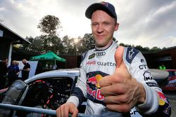 Worldchampion Mattias Ekström, EKS RX