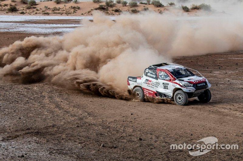 Alonso sur le Dakar 2020