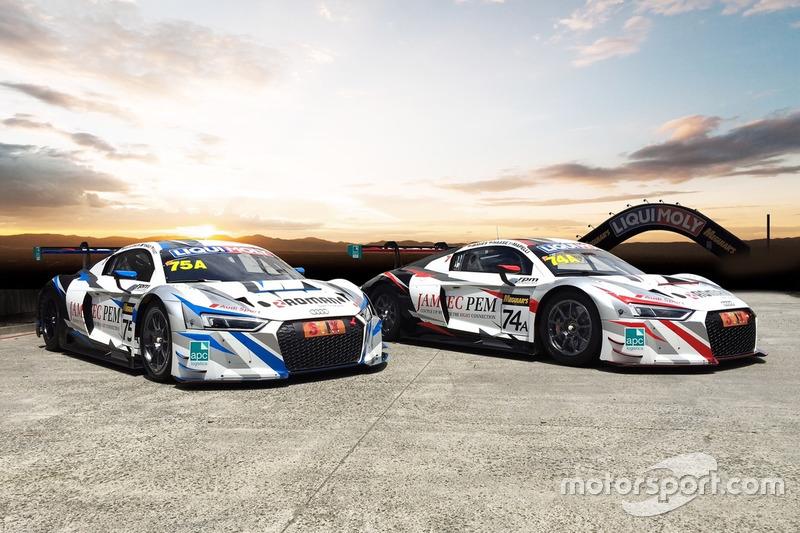 Audi Team JamecPEM Bathurst 12 Hours livery
