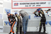 GT Open Photos - Podium celebration
