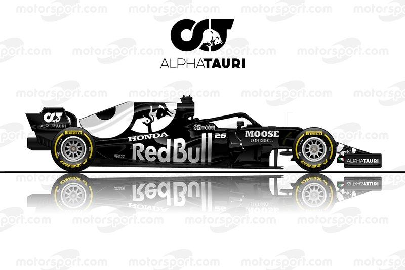 Formula 1, Toro Rosso diventa Alpha Tauri: il 14 febbraio la presentazione