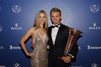 General Photos - Formula 1 World Champion Nico Rosberg and wife Vivian