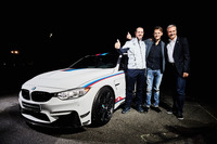 Prodotto Foto - BMW M4 DTM Champion Edition
