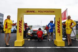 Pole position for Mehdi Bennani, Sébastien Loeb Racing, Citroën C-Elysée WTCC