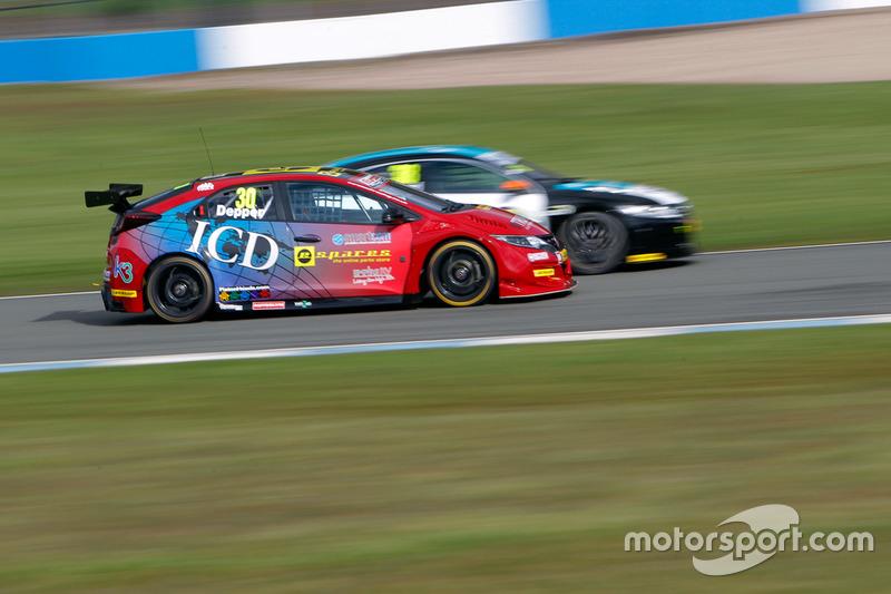 Martin Depper, Eurotech Racing, Mark Howard, Team BKR