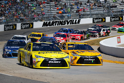 Kyle Busch, Joe Gibbs Racing Toyota, Matt Kenseth, Joe Gibbs Racing Toyota