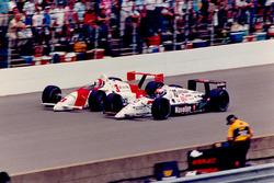 Rick Mears, Michael Andretti