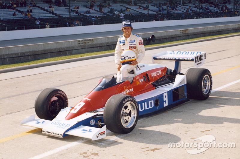 1979: Rick Mears im Penske-Cosworth PC6