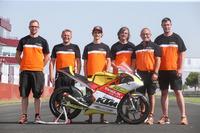 Moto3 Photos - Karel Hanika, Team Freudenberg