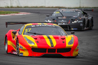 Asian GT Photos - #37 BBT Ferrari 488 GT3: Davide Rizzo, Anthony Liu