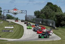 #13 ANSA Motorsports KTM X-Bow GT4: Brett Sandberg