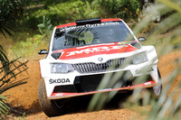 Other rally Photos - Fabian Kreim, Frank Christian, Skoda Fabia R5, Team MRF