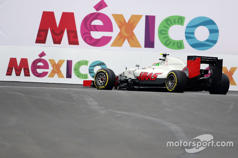 17: Esteban Gutierrez, Haas F1 Team VF-16
