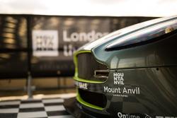 Aston Martin V8 Vantage GTE Challenger detail