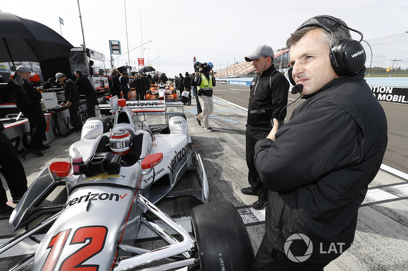 Matt Jonsson, who has won titles with Gil de Ferran, Sam Hornish Jr. and Will Power, was a Howell recruit back in 1996 and worked with him for 24 years.