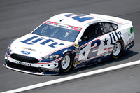 NASCAR Sprint Cup Photos - Brad Keselowski, Team Penske Ford