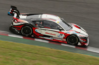 Super GT Photos - #15 Drago Modulo Honda Racing Honda NSX Concept-GT: Hideki Mutoh, Oliver Turvey