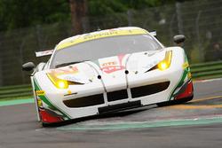 #51 AF Corse Ferrari F458 Italia: Rui Aguas, Marco Cioci, Piergiuseppe Perazzini