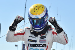 Polesitter Santiago Urrutia, Schmidt Peterson Motorsports