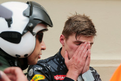 Max Verstappen, Red Bull Racing retired from the race