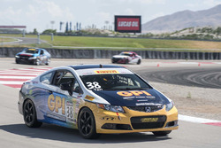 #38 Honda Civic Si: Samantha Tan
