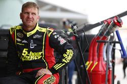 Clint Bowyer, HScott Motorsports Chevrolet