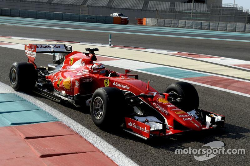 Formula 1 2017 F1 sezon öncesi test tarihleri