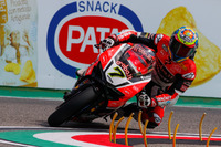 WSBK Фото - Чаз Дэвис, Aruba.it Racing - Ducati Team