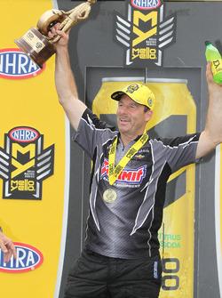 Pro Stock winner Greg Anderson