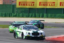 Steven Kane, Vincent Abril, Bentley Continental GT3, Bentley Team M-Sport