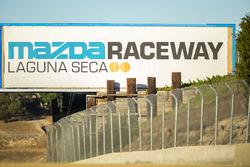 Laguna Seca Raceway atmosphere