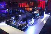 General Photos - The F1 championship winning Mercedes AMG F1 of Nico Rosberg