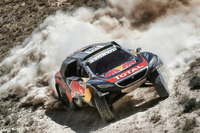 Cross-Country Rally Photos - #205 Peugeot: Carlos Sainz, Lucas Cruz