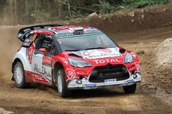 Khalid Al Qassimi, Chris Patterson, Citroën World Rally Team