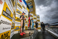 Formula Renault Photos - Podium: race winner Sacha Fenestraz, Tech 1 Racing, second place Lando Norris, Josef Kaufmann Racing, third place Max Defourny, R-ace GP