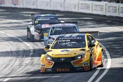Hugo Valente, LADA Sport Rosneft, Lada Vesta