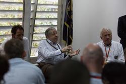 Jean Todt meeting