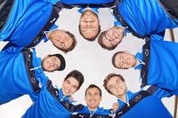 DTM Photos - Chistian Vietoris, Esteban Ocon, Robert Wickens, Lucas Auer, Paul die Resta, Maximilian Götz, Gary Paffett, Daniel Juncadella, Mercedes-AMG DTM Team HWA AG