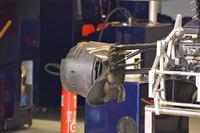 Formula 1 Foto - Toro Rosso STR11: presa d'aria dei freni maggiorata