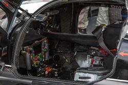 #2 Porsche Team Porsche 919 Hybrid cockpit