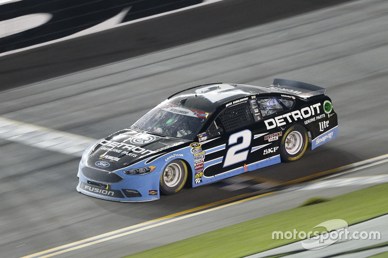 Daytona: Brad Keselowski (Penske-Ford)