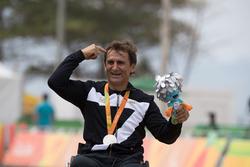 Silver for Alex Zanardi